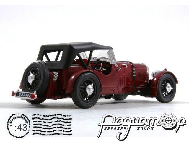 Aston Martin MkII (1934) LA38