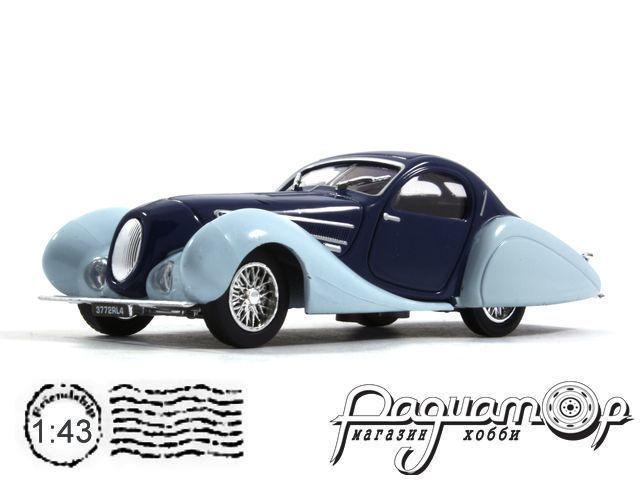 Talbot Lago T150C (1937) LA49