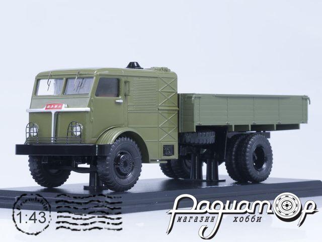 НАМИ-012 паровой грузовой автомобиль (1949) SSM1188