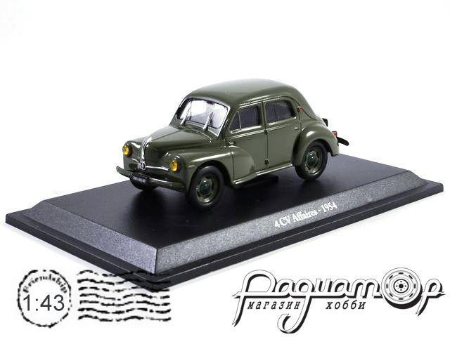 Renault 4CV Affaries (1954) Altaya