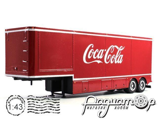 Полуприцеп AERO «Coca-Cola» (2000) 13-12