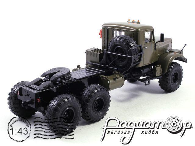 КРАЗ-255 В седельный тягач (1970) 100886
