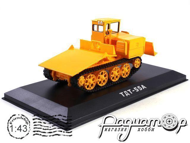 Тракторы №27, ТДТ-55А (1966)