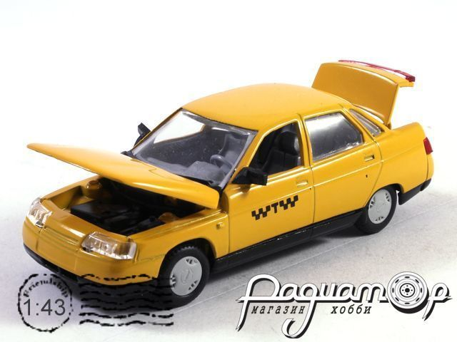 ВАЗ-2110 «Lada-110» Такси (1996) 43178