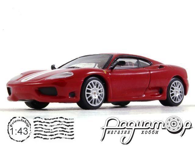 Коллекция Феррари №42 Ferrari 360 Challenge Stradale (2003)