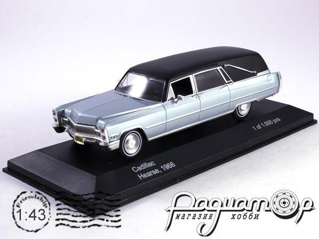 Cadillac Hearse (катафалк) (1966) WB137