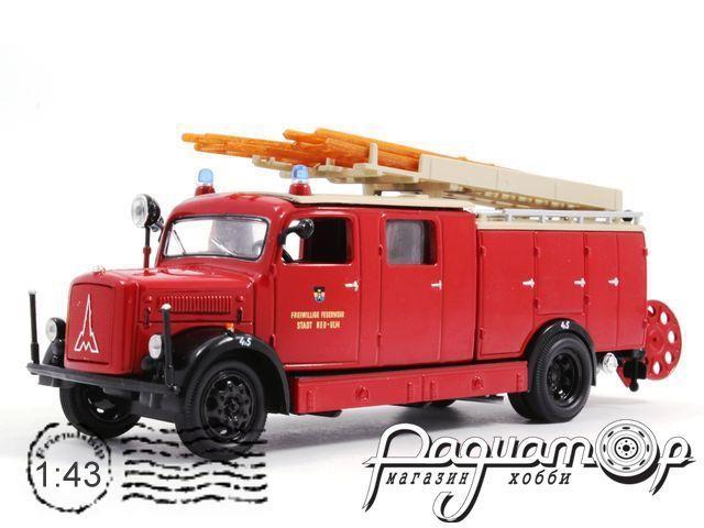 Magirus-Deutz S 3000 SLG, Freiwillige Feuerwehr Neu Ulm (1941) 43014A