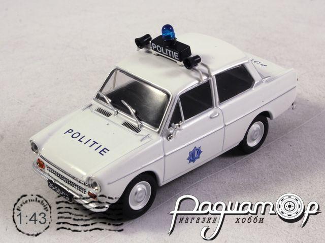 Полицейские Машины Мира №78, DAF 33 Полиция Нидерландов (1967)