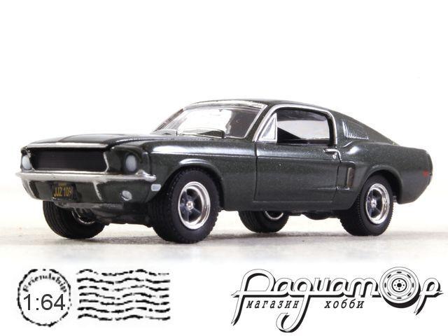 Ford Mustang McQueen из к/ф