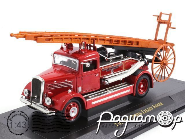 Dennis Light Four, RHD, Oakham & Uppingham Districts Joint Fire Briga (1938) 43011