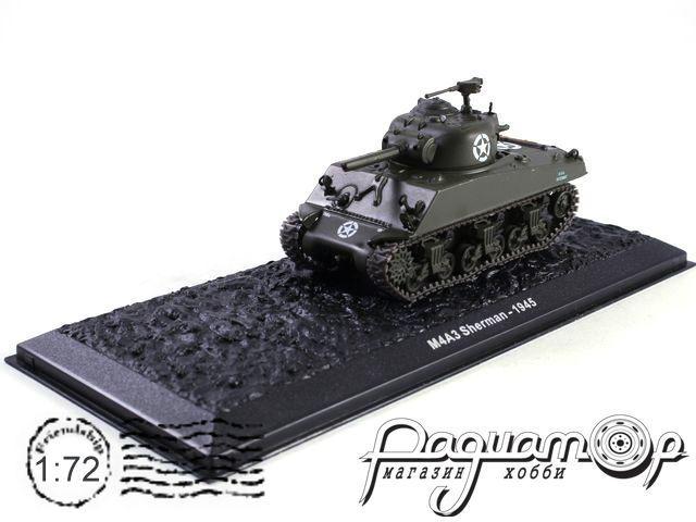 M4A3 Sherman Франция (1945) 7156111