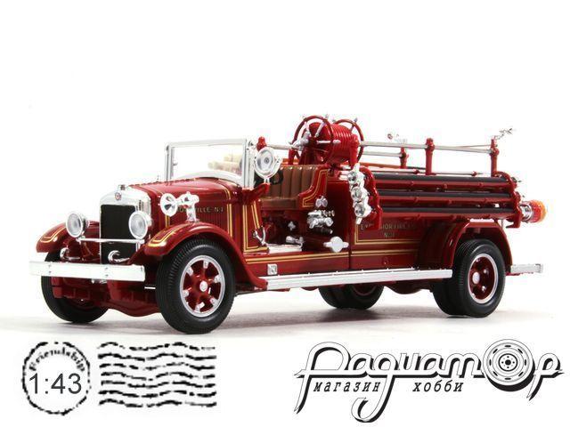 Buffalo Type 50, Excelsior Fire Co. - Montville, N.J. (1932) 43005