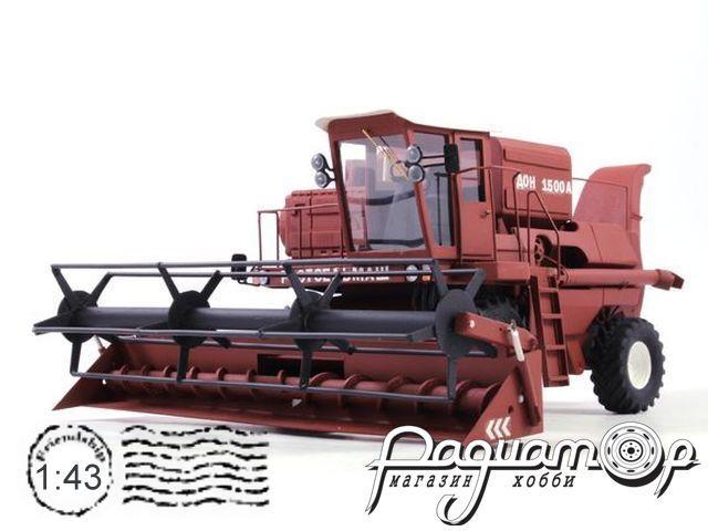 Комбайн Дон-1500А (1986) NRG1058