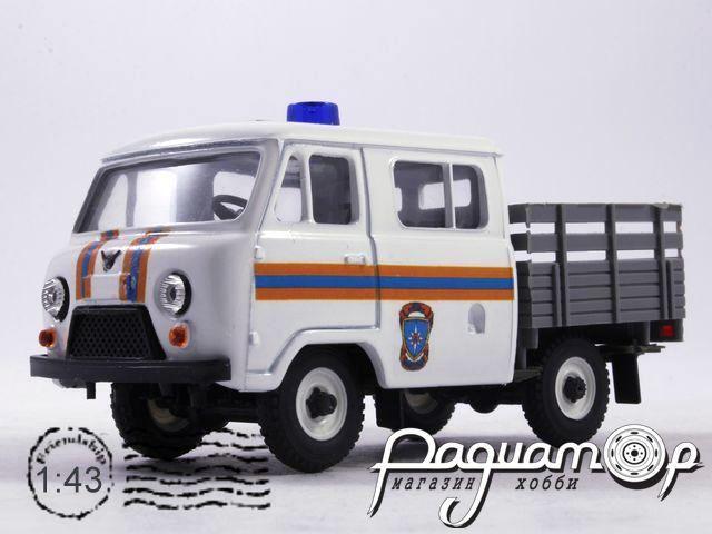 УАЗ-39094 бортовой, МЧС (1996) 43445