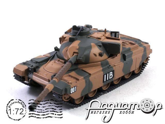 Боевые машины мира №21, Chieftain Mk.V (1965)