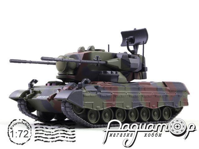 Боевые машины мира №20, Gepard (1972)
