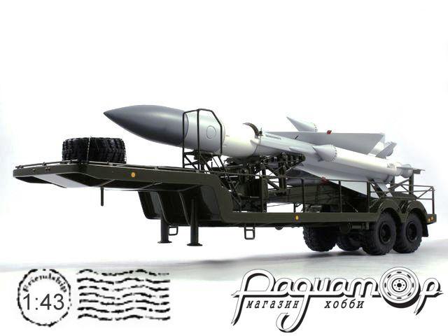 Зенитно-ракетный комплекс С-200 (1967) Киммерия