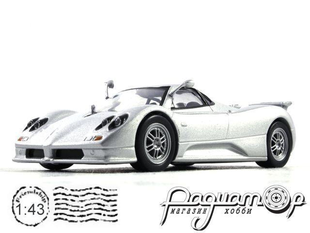 Суперкары №21, Pagani Zonda C12S (2000)