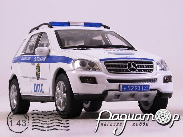 Mercedes-Benz ML 500 ДПС Владивостока (2000) 0215