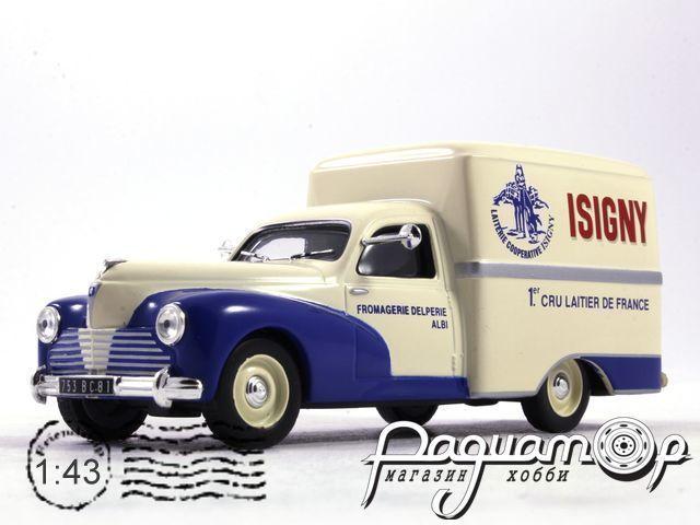 Peugeot 203 U8 Isigny (1953) Altaya (I)