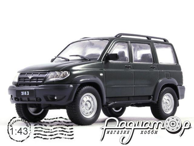 Автолегенды СССР и Соцстран №182, УАЗ-3163 «Патриот» (2005)