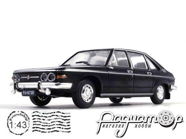 Автолегенды СССР и Соцстран №160, Tatra 613 (1958)