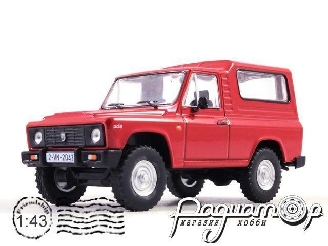 Автолегенды СССР и Соцстран №161, ARO 243 (1969)