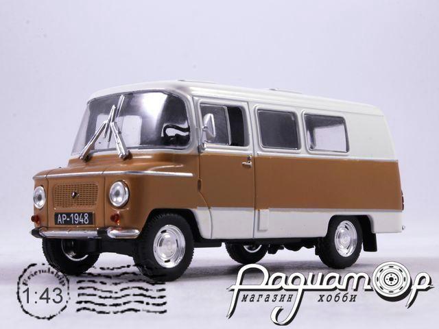 Автолегенды СССР и Соцстран №162, Nysa 521T (1968)