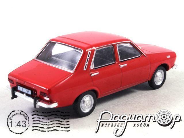 Автолегенды СССР и Соцстран №164, Dacia 1300 (1969)