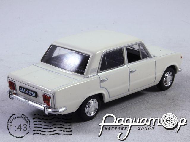Автолегенды СССР и Соцстран №165, Polski Fiat 125P (1967)