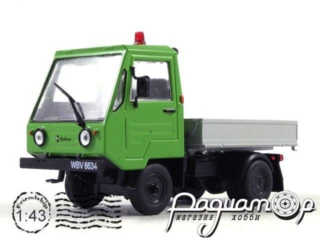 Автолегенды СССР и Соцстран №167, Multicar 25 (1986)