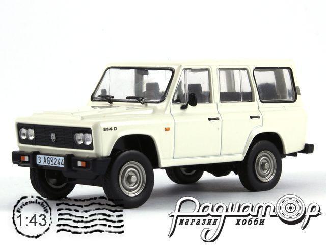 Автолегенды СССР и Соцстран №171, ARO 244 (1972)