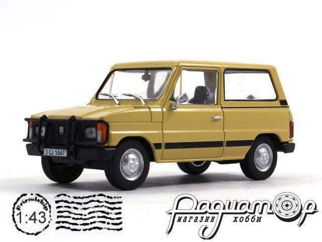 Автолегенды СССР и Соцстран №175, ARO 10 (1980)