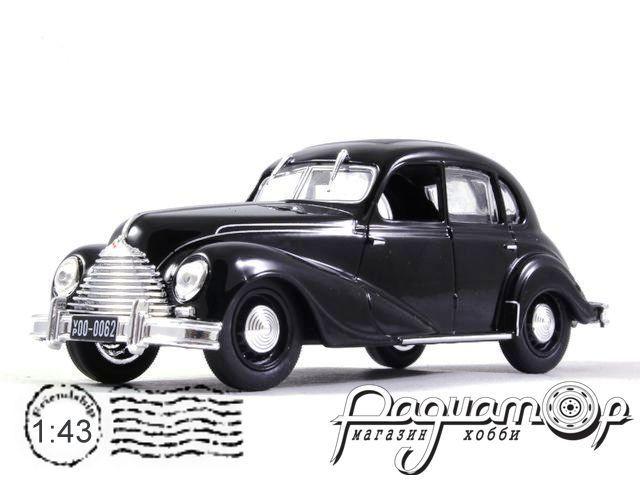 Автолегенды СССР и Соцстран №176, EMW 340-2 (1951)