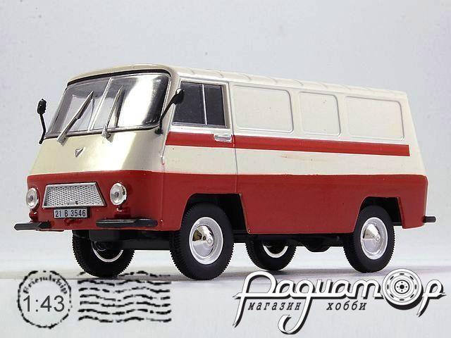 Автолегенды СССР и Соцстран №180, Rocar TV-41 (1990)