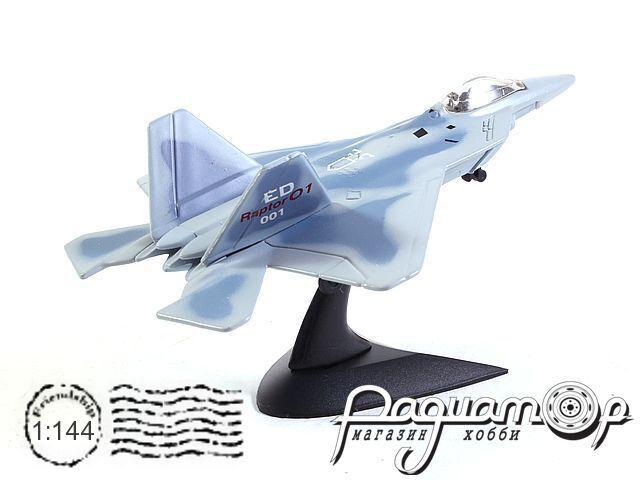 Lockheed F-22 Raptor (2005) 030299 (D)*