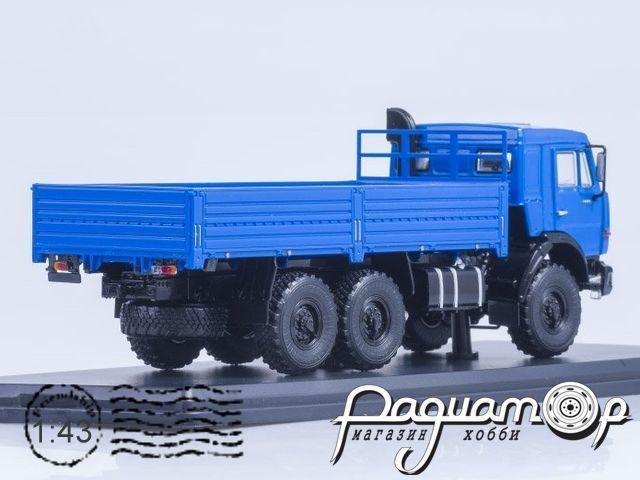 КамАЗ-43118 6х6 бортовой (1995) SSM1234