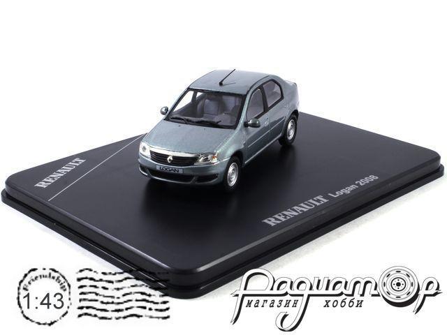 Renault Logan (2008) 7711425984