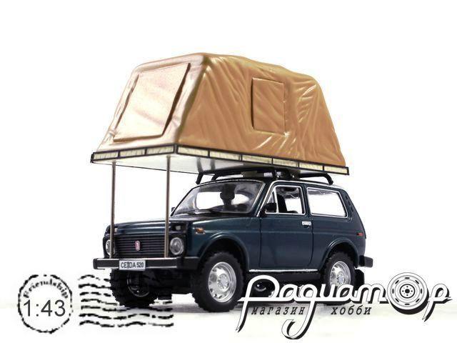 ВАЗ-2121 «Нива» с палаткой (1981) IST296