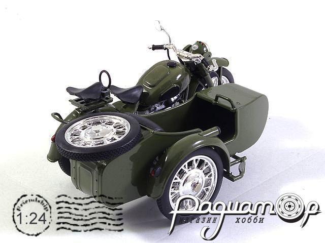 Мотоцикл ИМЗ M-72
