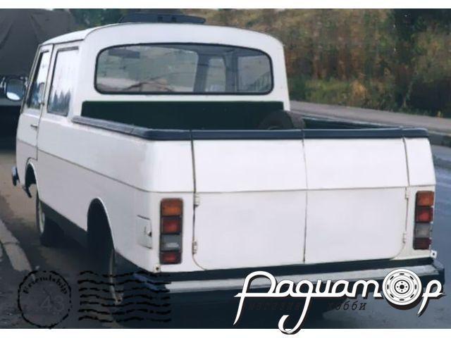Транскит РАФ-33113 с тентом (1980) MM1012