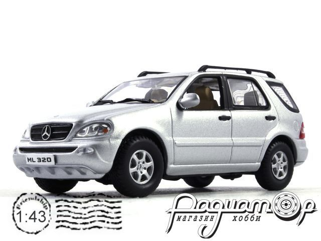 Mercedes-Benz ML320 (2001) LL064