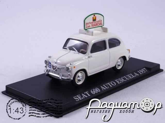 Seat 600 Auto Escuela (1957) (B)
