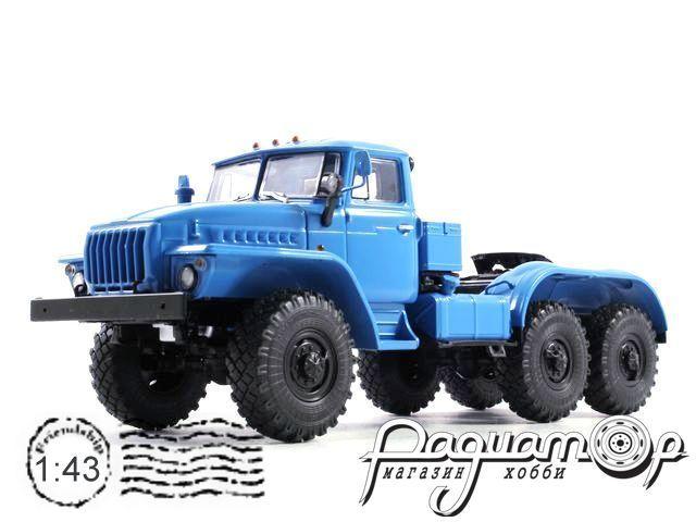 Урал-4420 седельный тягач (1981) 100923