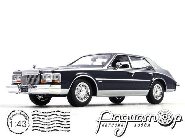Автолегенды Мира №1, Cadillac Seville (1984)
