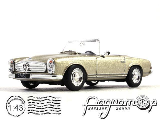 Автолегенды Мира №2, Mercedes-Benz W113 (1963)