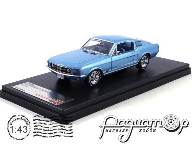 Ford Mustang GT Fastback (1967) PRD367