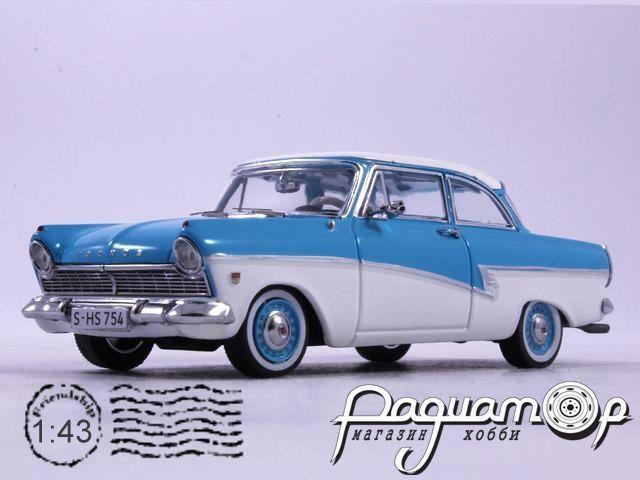 Ford Taunus 17M (1957) PRD388