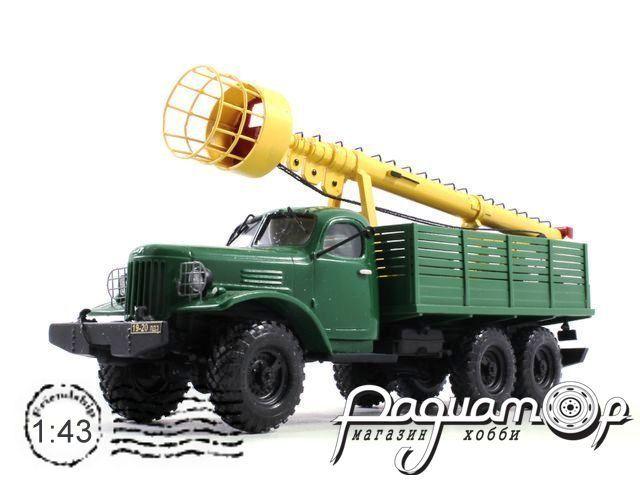 ЗиЛ-157 ВИ-23 автовышка (1961) K157-2-G