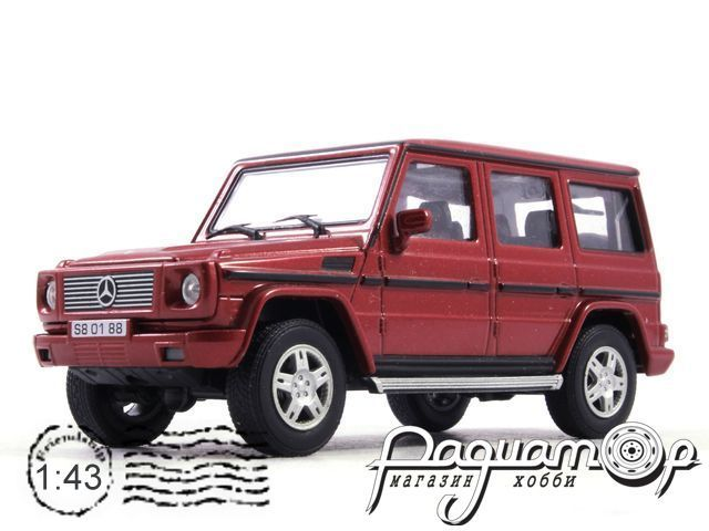 Mercedes Benz G 500 LWB (W463) (1998) 250ND-006 (D)